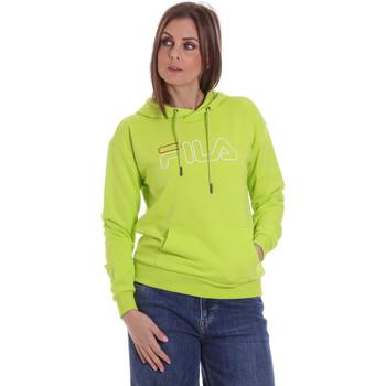 vaatteet Naiset Svetari Fila 683502 Vihreä