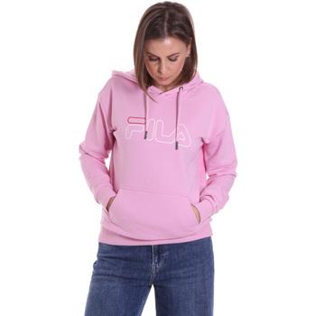 vaatteet Naiset Svetari Fila 683502 Vaaleanpunainen