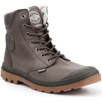 kengät Bootsit Palladium Pampa 72992-213 brown