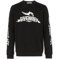 vaatteet Miehet Svetari Givenchy BM700L30AF Musta