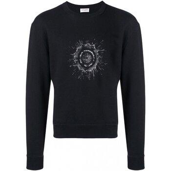 vaatteet Miehet Svetari Yves Saint Laurent BMK551630 Musta
