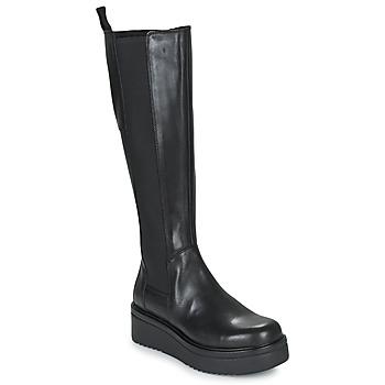 kengät Naiset Saappaat Vagabond Shoemakers TARA Musta