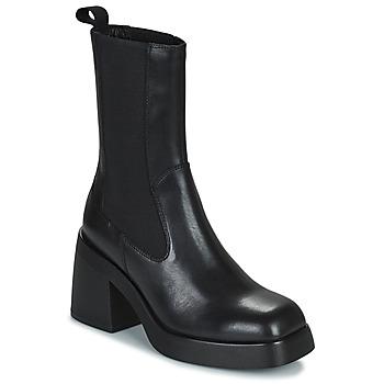 kengät Naiset Nilkkurit Vagabond Shoemakers BROOKE Musta