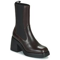 kengät Naiset Nilkkurit Vagabond Shoemakers BROOKE Ruskea