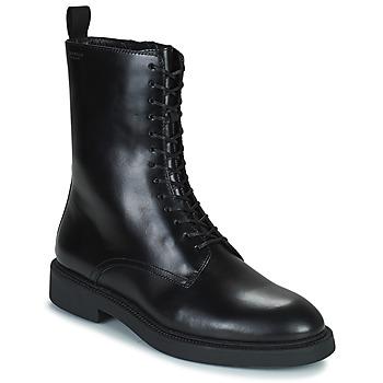 kengät Naiset Bootsit Vagabond Shoemakers ALEX W Musta