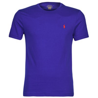 vaatteet Miehet Lyhythihainen t-paita Polo Ralph Lauren SOPELA Sininen