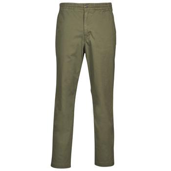 vaatteet Miehet 5-taskuiset housut Polo Ralph Lauren ALLINE Khaki