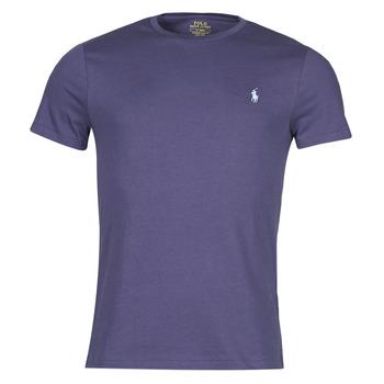 vaatteet Miehet Lyhythihainen t-paita Polo Ralph Lauren OLITA Sininen