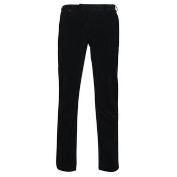 vaatteet Miehet 5-taskuiset housut Polo Ralph Lauren RETOMBA Musta
