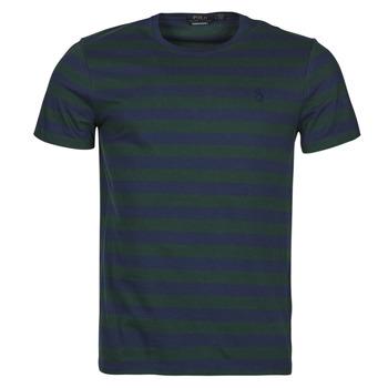 vaatteet Miehet Lyhythihainen t-paita Polo Ralph Lauren POLINE Monivärinen