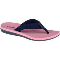 kengät Naiset Varvassandaalit Kappa Pahoa Tummansininen, Vaaleanpunaiset