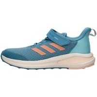 kengät Pojat Juoksukengät / Trail-kengät adidas Originals FY1342 BLUE