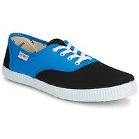 kengät Matalavartiset tennarit Victoria INGLESA BICOLOR Blue / Black