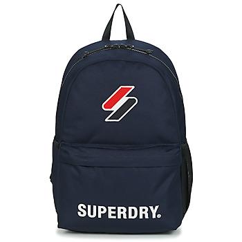 laukut Reput Superdry SUPERDRY CODE MONTANA Sininen