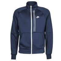 vaatteet Miehet Pusakka Nike  Sininen