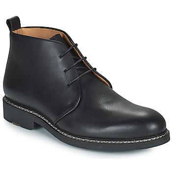 kengät Miehet Derby-kengät Pellet MIRAGE Musta