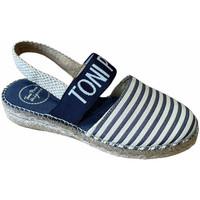 kengät Naiset Sandaalit ja avokkaat Toni Pons TOPEIVI-RTPmari blu
