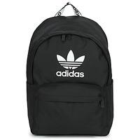 laukut Reput adidas Originals ADICOLOR BACKPK Musta