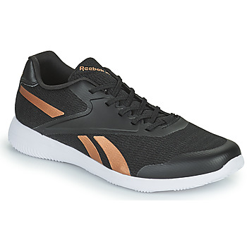 kengät Naiset Juoksukengät / Trail-kengät Reebok Sport Reebok Stridium Musta / Kulta