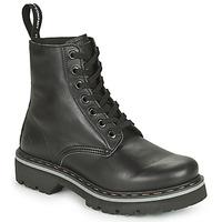 kengät Bootsit Art MARINA Musta