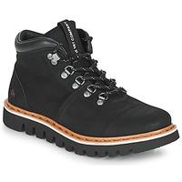 kengät Bootsit Art TORONTO Musta