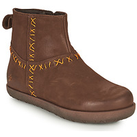 kengät Naiset Bootsit Art RHODES Ruskea