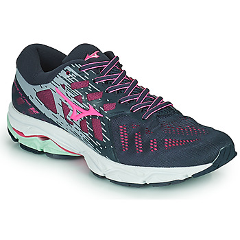 kengät Naiset Juoksukengät / Trail-kengät Mizuno WAVE ULTIMA 11 Sininen / Vaaleanpunainen
