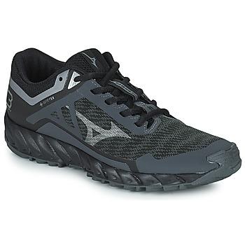 kengät Naiset Juoksukengät / Trail-kengät Mizuno WAVE IBUKI 3 GTX Musta