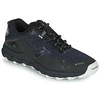 kengät Miehet Juoksukengät / Trail-kengät Mizuno WAVE DAICHI 6 GTX Musta