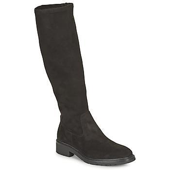 kengät Naiset Saappaat Unisa EDANA Musta