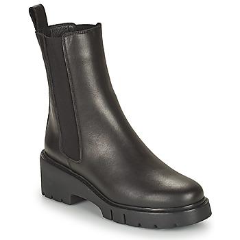 kengät Naiset Bootsit Unisa JOSTO Musta