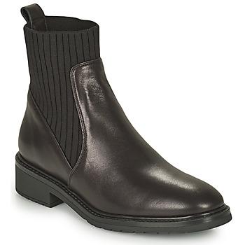 kengät Naiset Bootsit Unisa ELLEN Musta