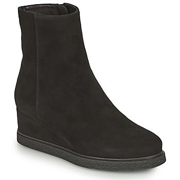 kengät Naiset Nilkkurit Unisa JUSTEL Musta