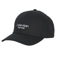 Asusteet / tarvikkeet Lippalakit Calvin Klein Jeans CK NY BB CAP Musta