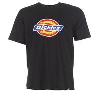 vaatteet Miehet Lyhythihainen t-paita Dickies HORSESHOE Black