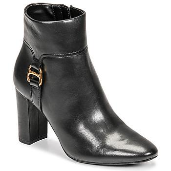 kengät Naiset Nilkkurit Lauren Ralph Lauren MCKAY Musta