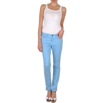 vaatteet Naiset 5-taskuiset housut Brigitte Bardot AUBE Blue