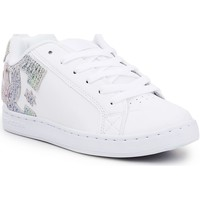 kengät Naiset Matalavartiset tennarit DC Shoes DC Court Graffik 300678-TRW white