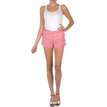 vaatteet Naiset Shortsit / Bermuda-shortsit Brigitte Bardot MAELA Pink