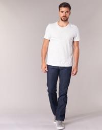 vaatteet Miehet Suorat farkut Levi's 501 LEVIS ORIGINAL FIT Sininen