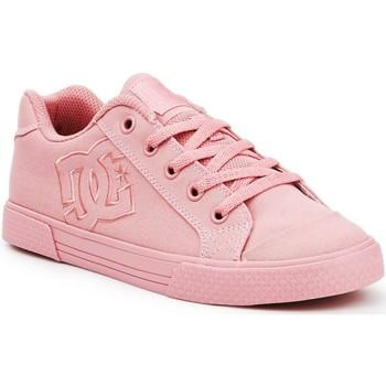 kengät Naiset Matalavartiset tennarit DC Shoes DC Chelsea TX 303226-ROS pink