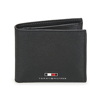 laukut Miehet Lompakot Tommy Hilfiger BUSINESS EXTRA CC AND COIN Musta