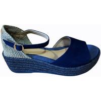 kengät Naiset Sandaalit ja avokkaat Toni Pons TOPSAYAmari blu