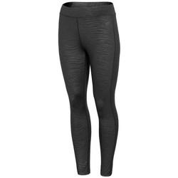 vaatteet Naiset Legginsit 4F LEG016 Mustat