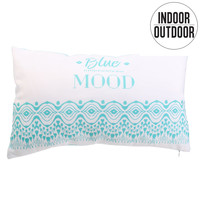 Koti Tyynyt The home deco factory BLUE MOOD Turkoosi