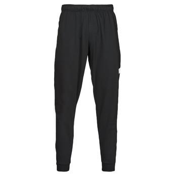 vaatteet Miehet Verryttelyhousut Nike NIKE DRI-FIT Musta / Valkoinen