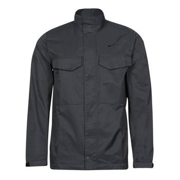 vaatteet Miehet Pusakka Nike M NSW SPE WVN UL M65 JKT Musta
