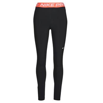 vaatteet Naiset Legginsit Nike NIKE PRO 365 Musta / Valkoinen