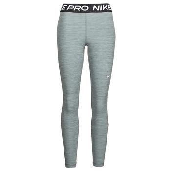 vaatteet Naiset Legginsit Nike NIKE PRO 365 Harmaa / Musta / Valkoinen