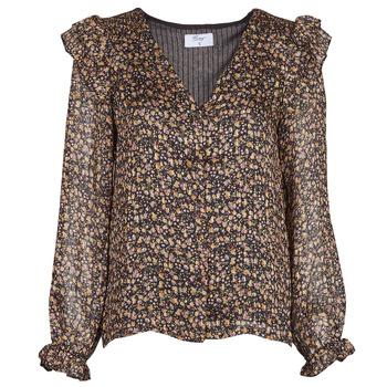 vaatteet Naiset Topit / Puserot Betty London PAULINE Musta